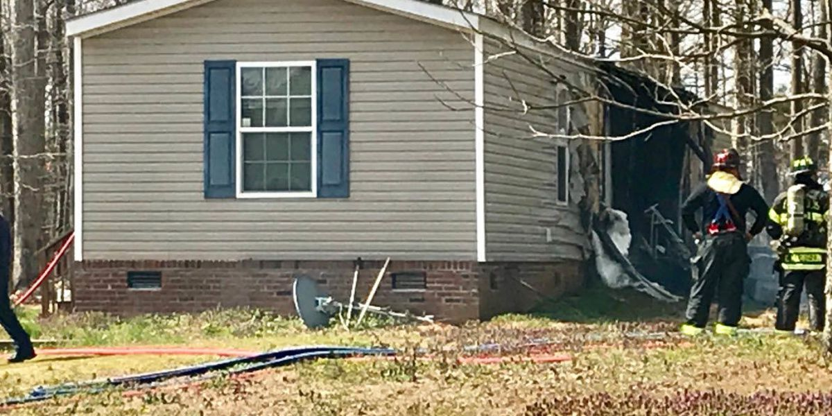 Residents displaced after Rowan County house fire