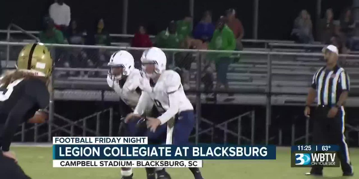 Legion Collegiate at Blacksburg