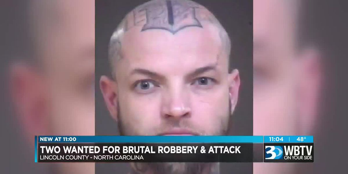 Two wanted for brutal robbery, attack in Lincoln Co.