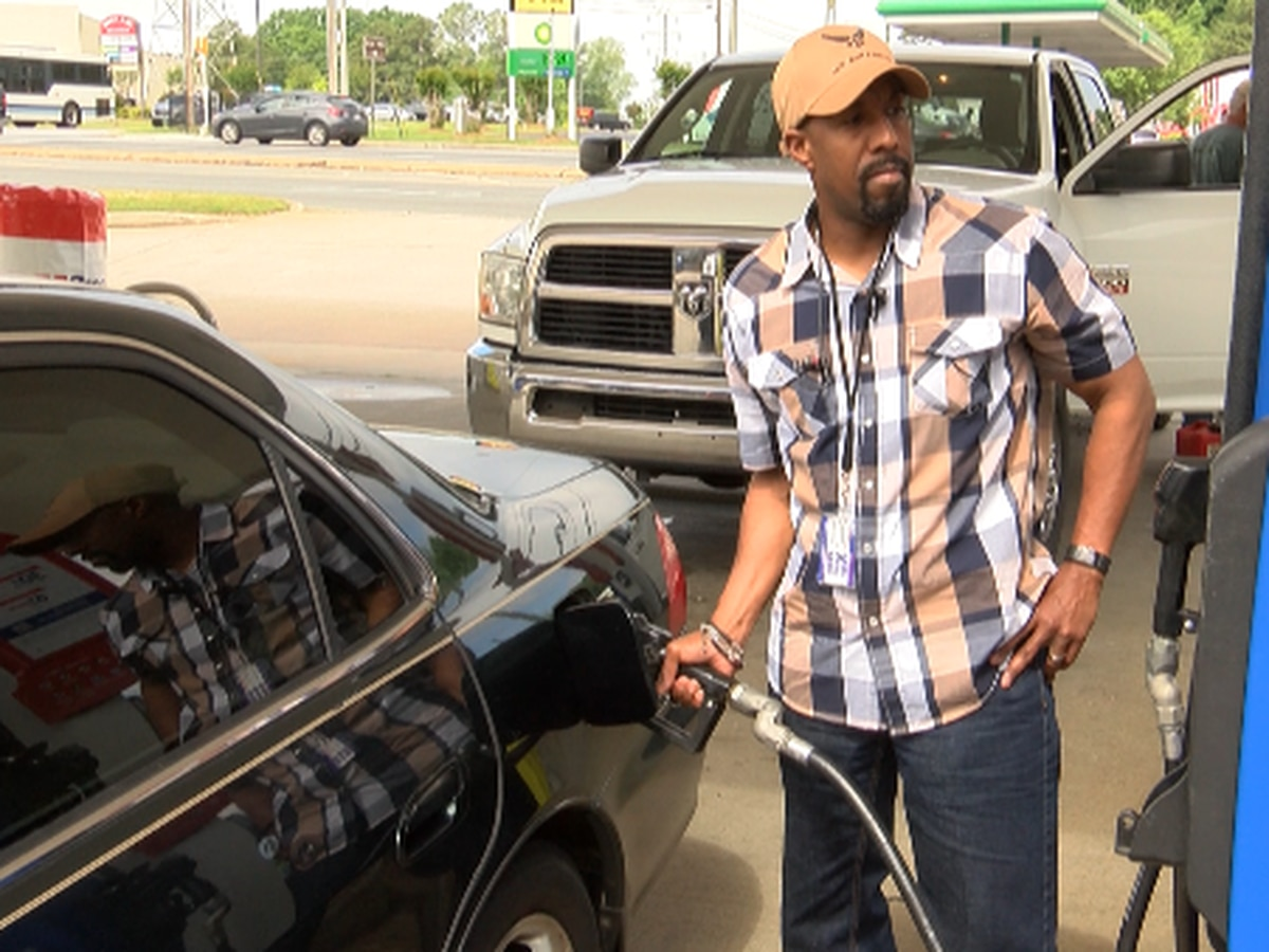 Little impact yet on gas prices or supply locally due to pipeline disruption