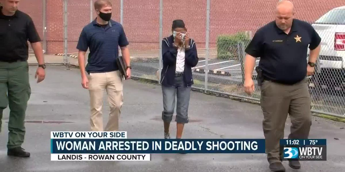 Woman arrested in deadly shooting