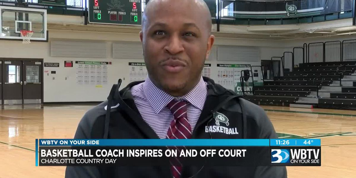 Country Day's Coach Dwayne Cherry Inspires On and Off the Court