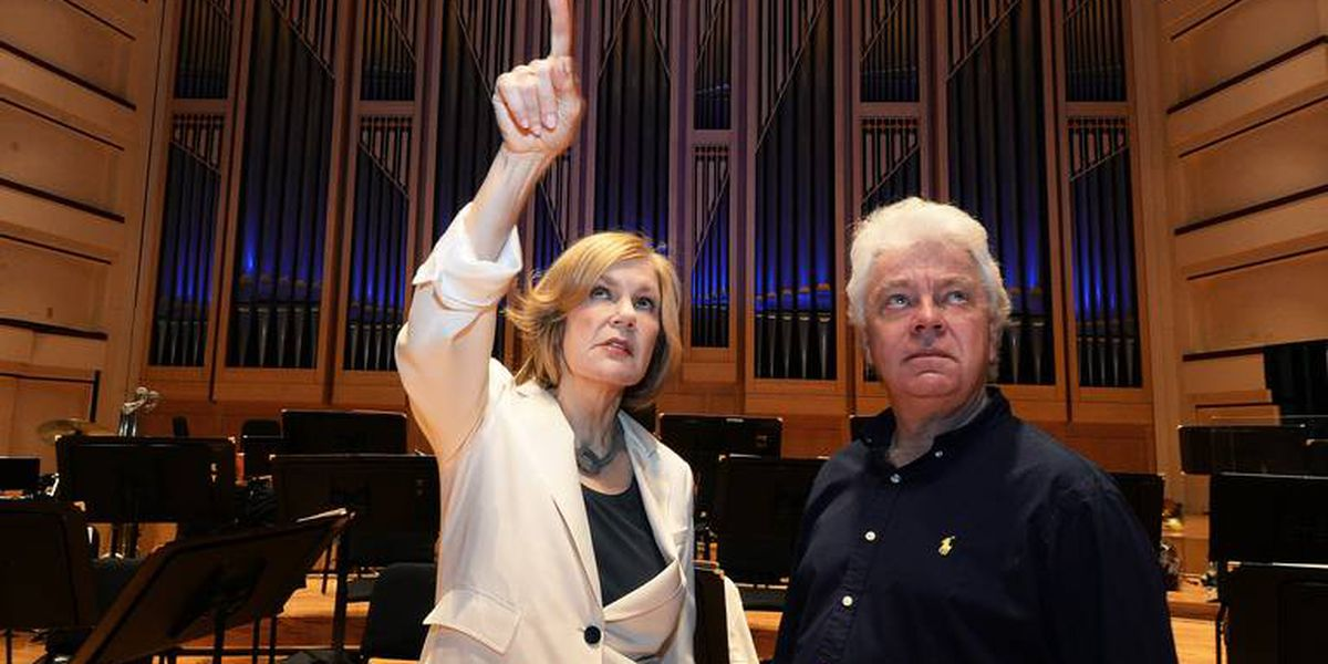 The Charlotte Symphony president is leaving her job soon and heading out-of-state