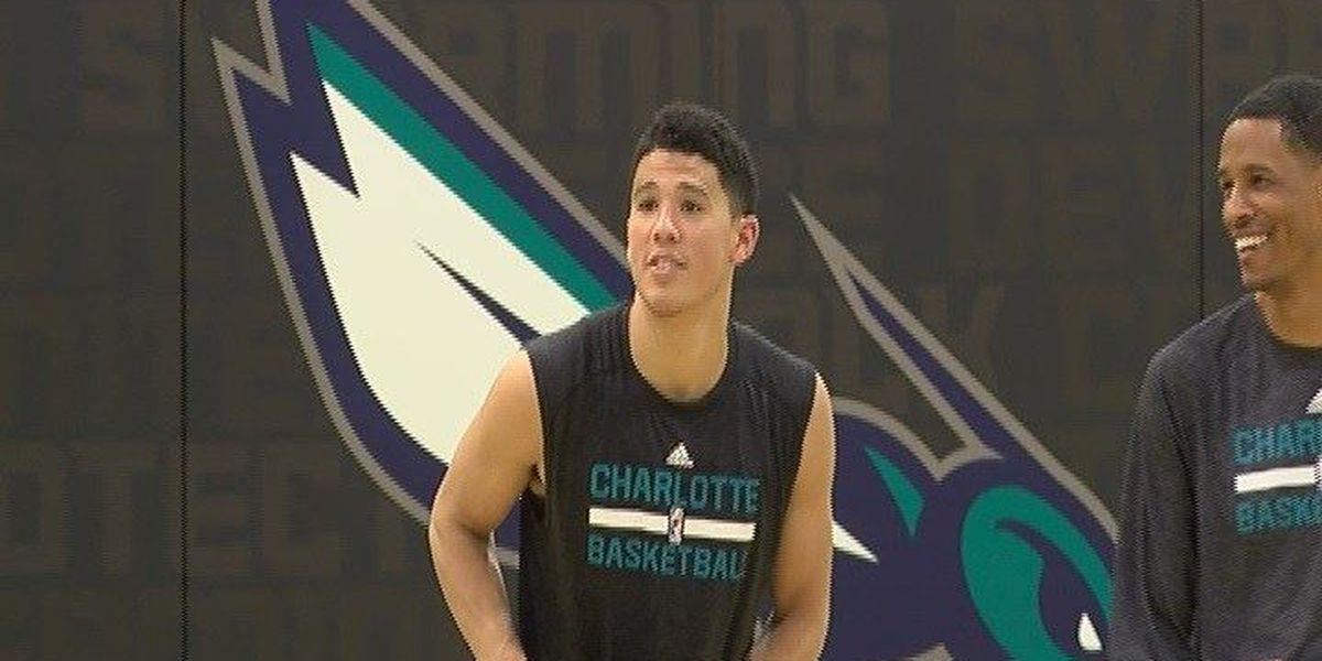 BLOG: Could Devin Booker be the answer to the Hornets 3 point shooting woes?