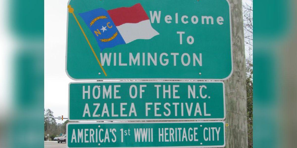 DOT installs America's 1st World War II Heritage City signs