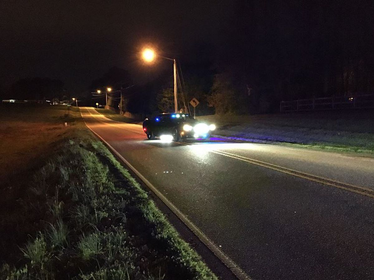 1 killed in two-car crash in Union County
