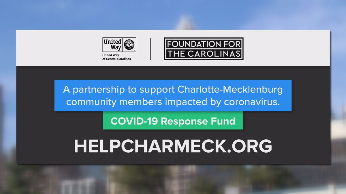 COVID-19 Response Fund awards more than $4.3M to nearly 100 nonprofits in Mecklenburg Co.