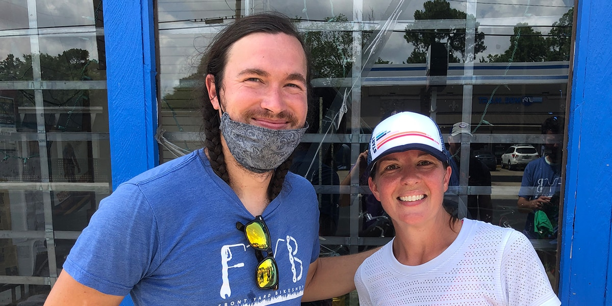 After running 26 marathons in 26 days, Rachel Jillson surpasses fundraising goal