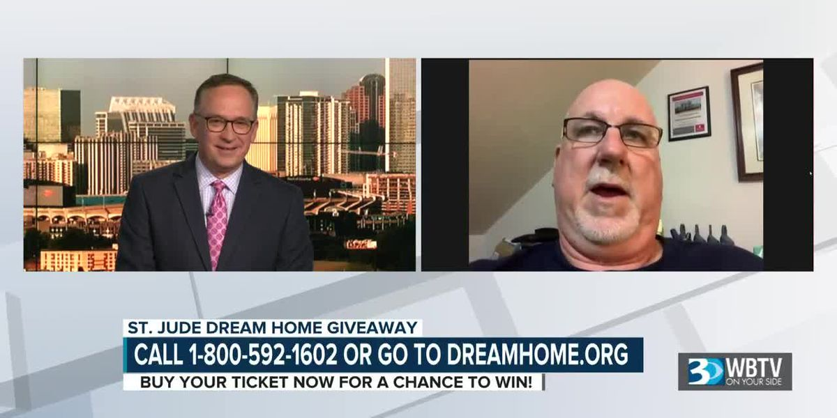 Tickets on sale for chance to win St. Jude Dream Home