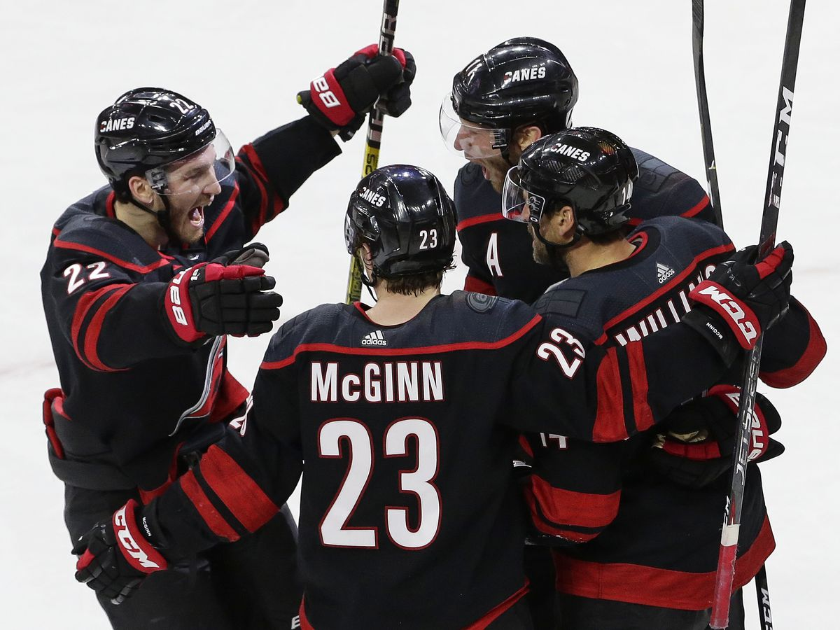 Hurricanes rally past Capitals 5-2, force Game 7