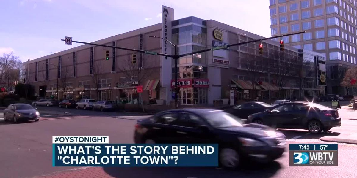 Good Question: What is the story behind 'Charlotte Town'?