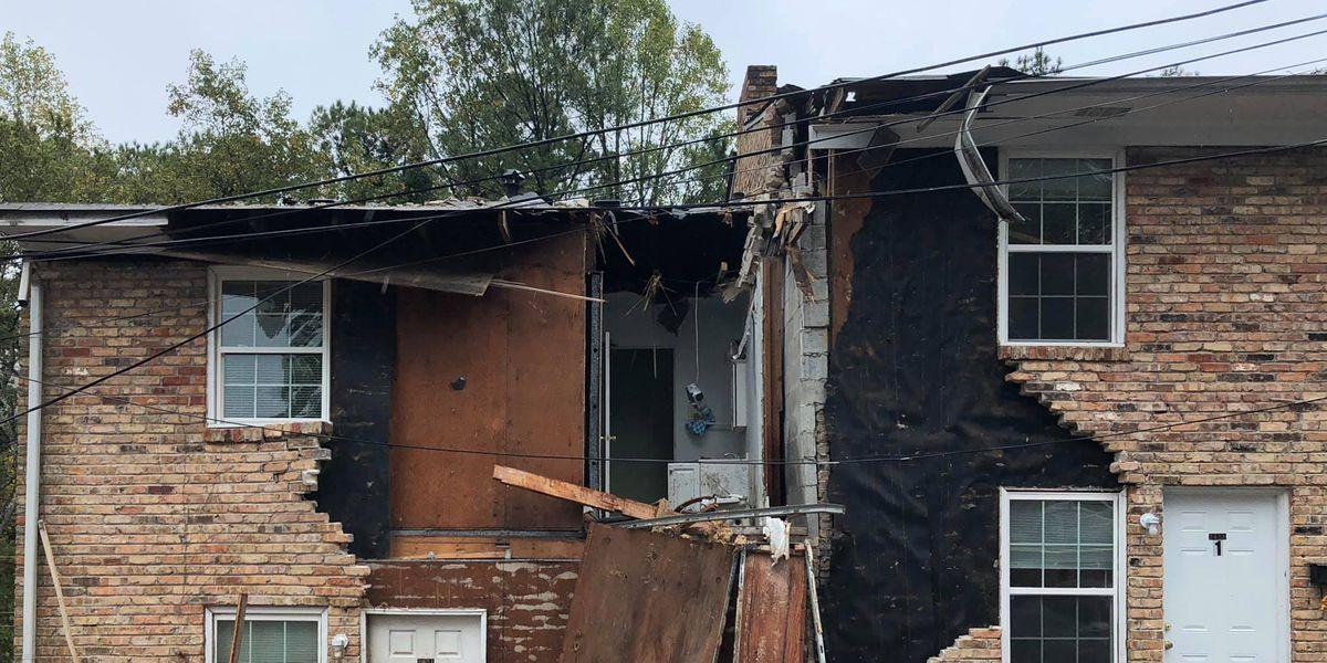 Small Plane Crashes into Georgia Apartment Building