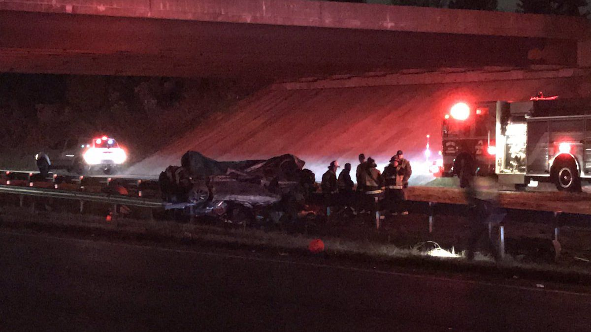Lanes re-open on I-485 inner near Exit 25 after fatal crash