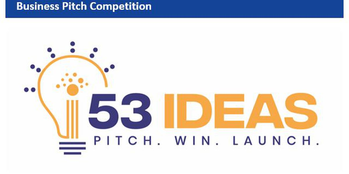 Rowan-Cabarrus Community College Small Business Center partners on 2021 '53 Ideas Pitch Competition'
