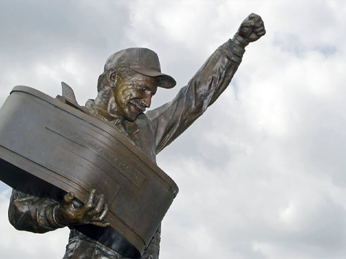 Legendary NASCAR driver Dale Earnhardt died 19 years ago today at Daytona 500