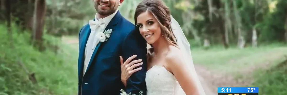 Woman diagnosed with breast cancer 10 days before wedding shares new outlook on life