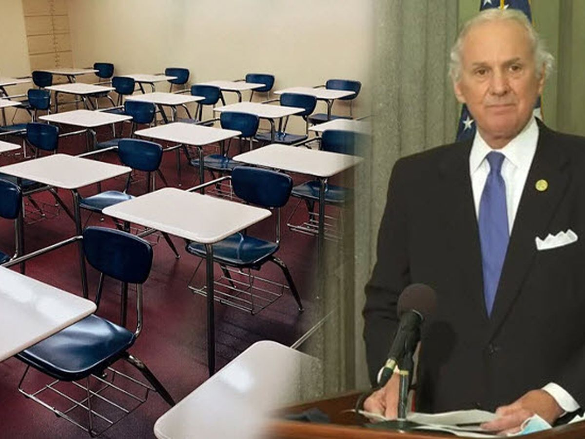 Gov. McMaster to give S.C. parents choice between in-school, remote learning
