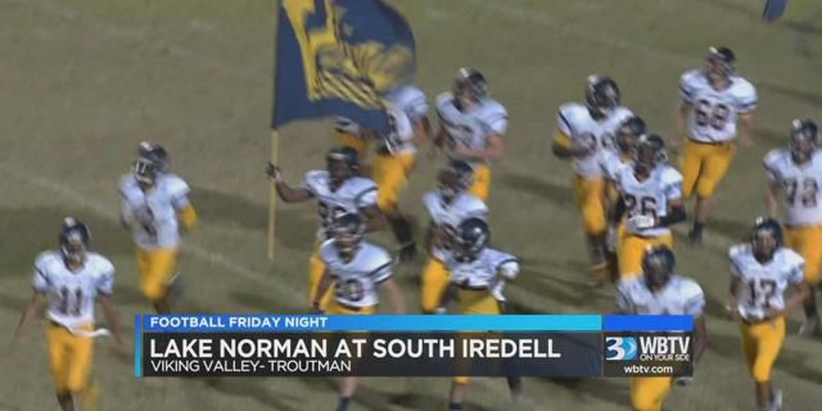 Lake Norman at South Iredell