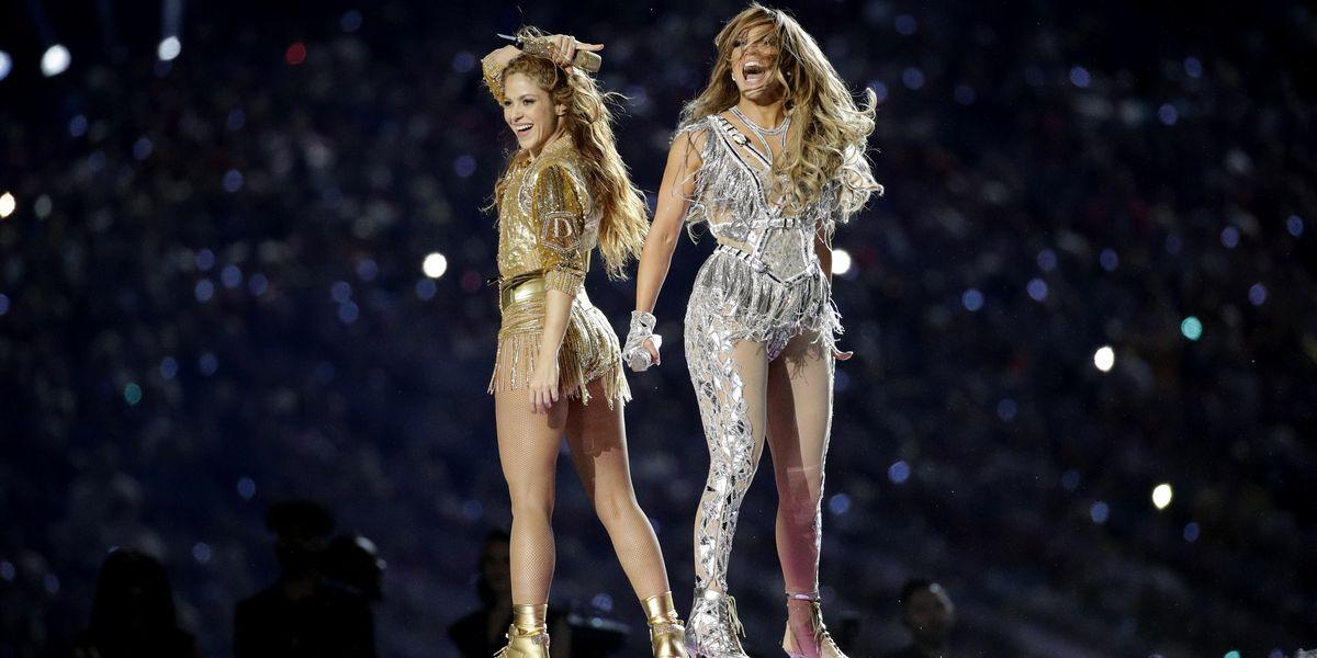 Shakira And Jennifer Lopez Deliver Electrifying Super Bowl 2020 Halftime Show Performance