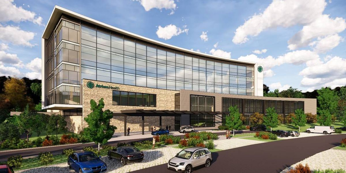 Here's what Atrium Health wants for its proposed $147 million hospital in Cornelius