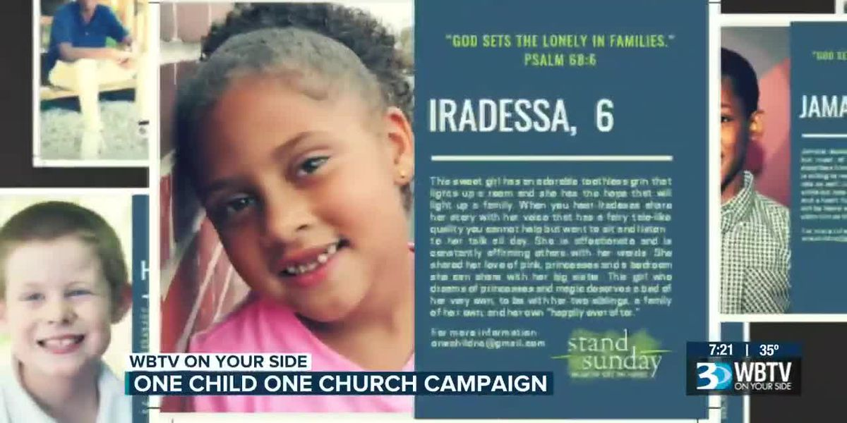 Forever Family: One Child, One Church Campaign