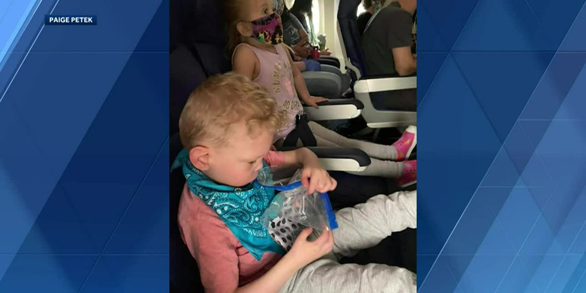 Family denied flight when 5-year-old boy with autism struggles to wear mask