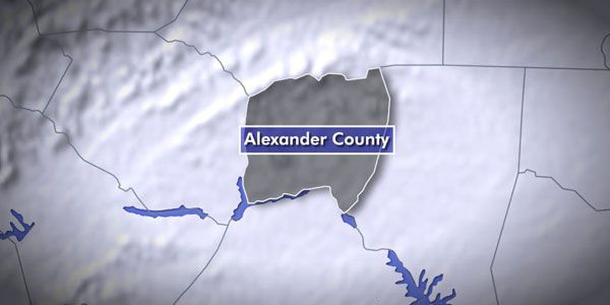 Man dies after being trapped under vehicle at boating dock in Alexander County