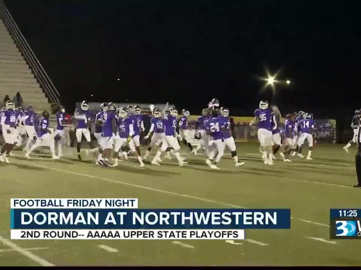 Dorman at Northwestern