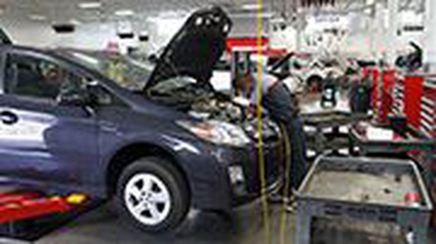 Routine Auto Service