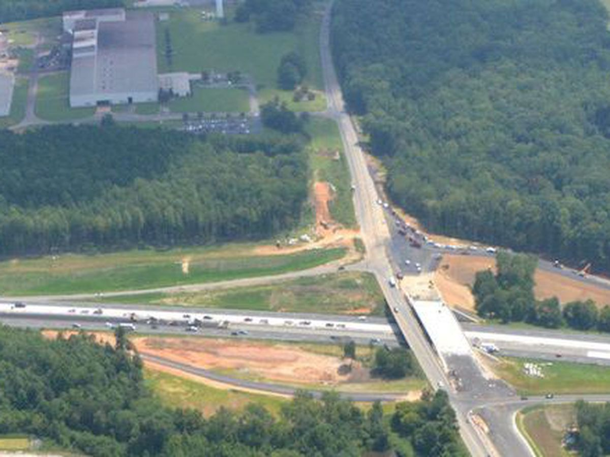 Busy week ahead for I-85 project in Rowan County