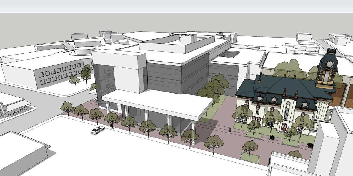 Silling Architects awarded design for Cabarrus courthouse expansion