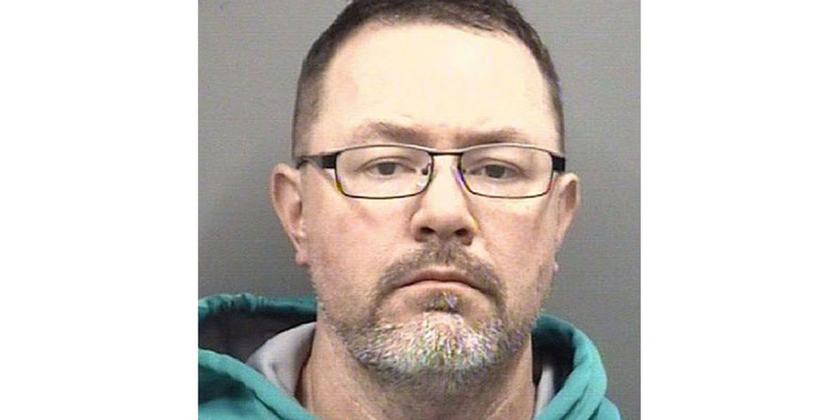 Report: Man arrested after woman walks in on him molesting girl