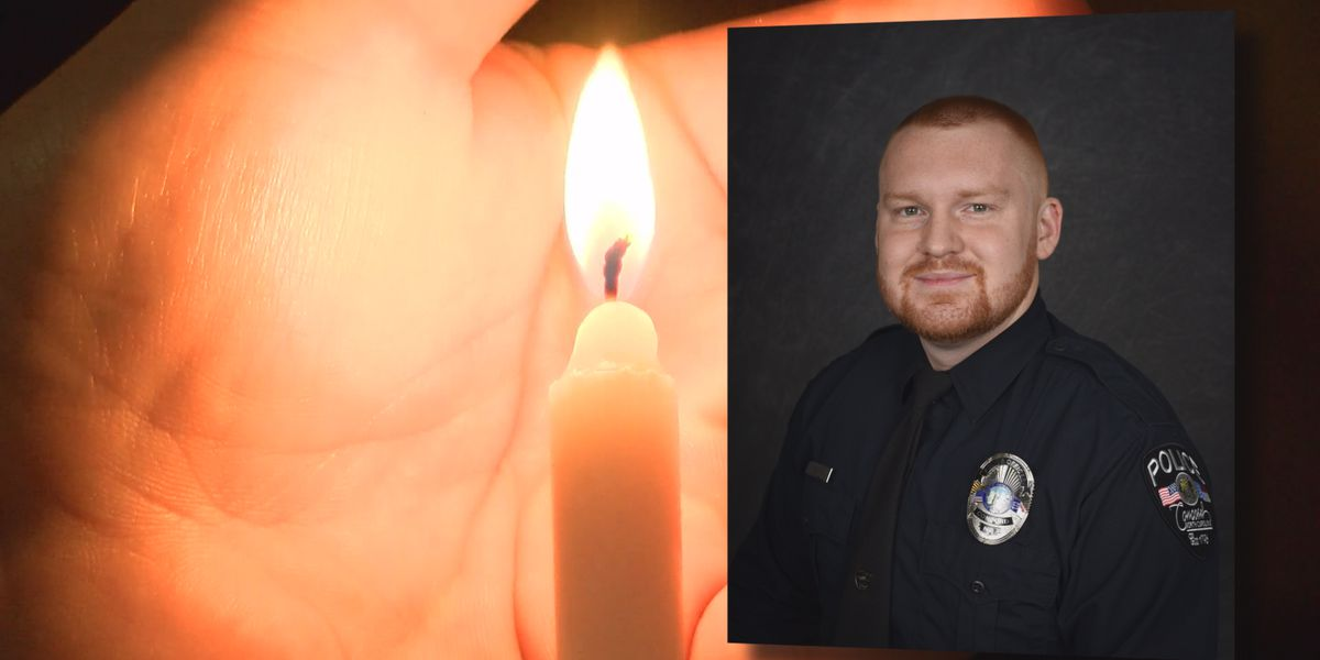 Concord Police Department chaplain helps officers handle grief while honoring Officer Shuping's legacy