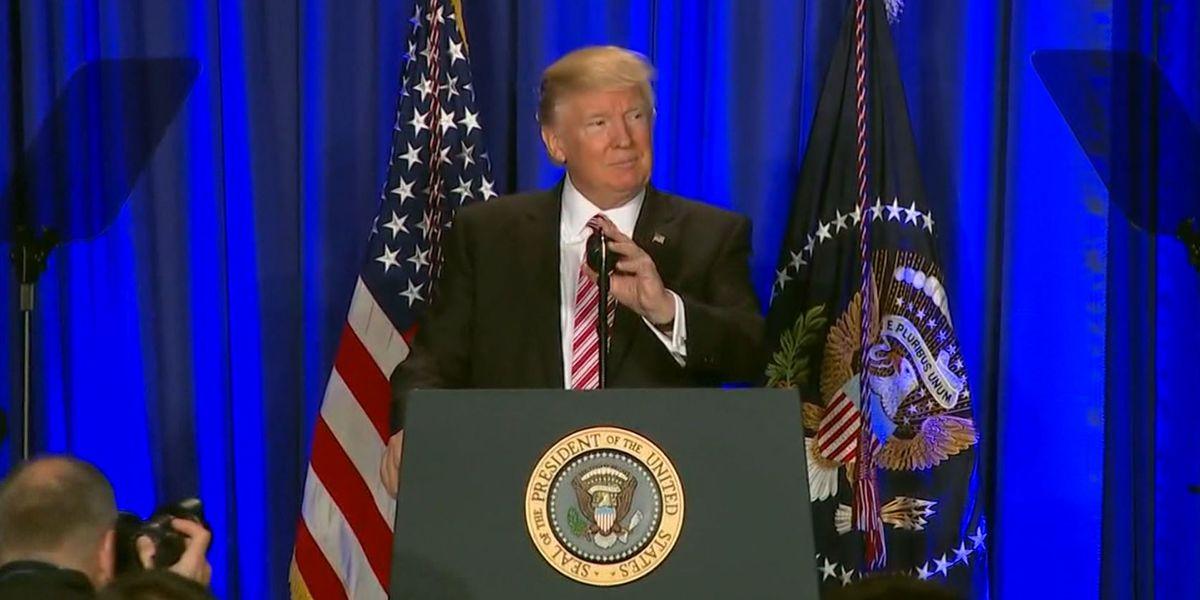 Trump to target Biden and assert leadership over GOP in CPAC speech