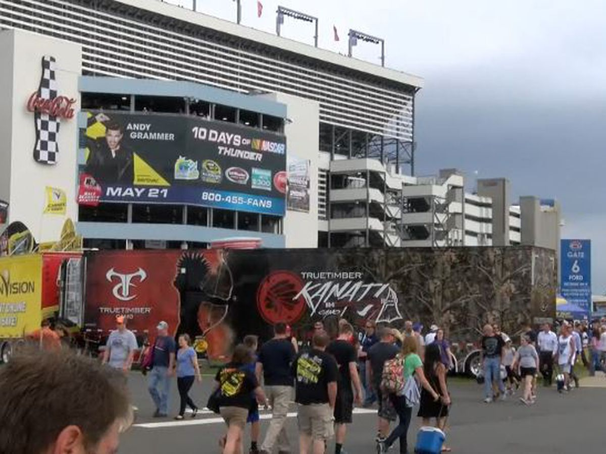Charlotte Motor Speedway ready to run the Coke 600 in the COVID-19 era which means no fans