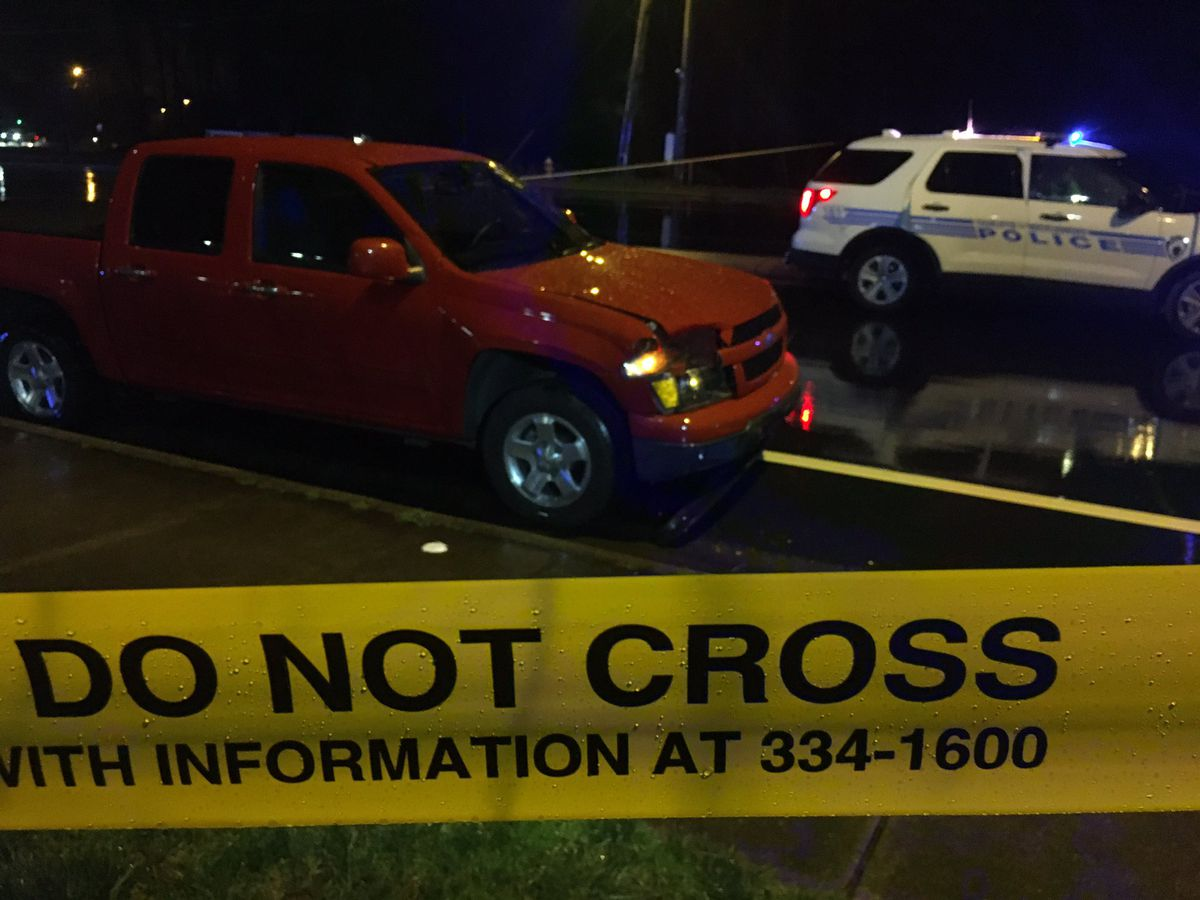 Pedestrian struck by truck in southeast Charlotte