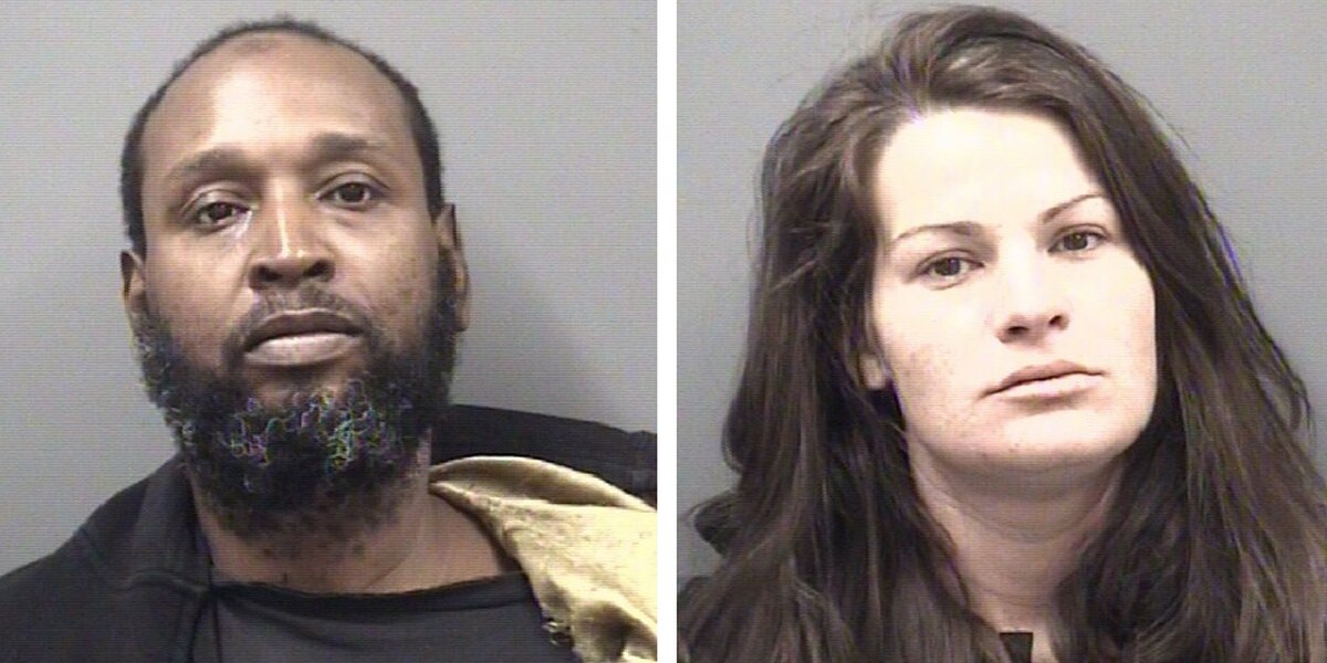 Two arrested in connection with body of woman found in Rowan County