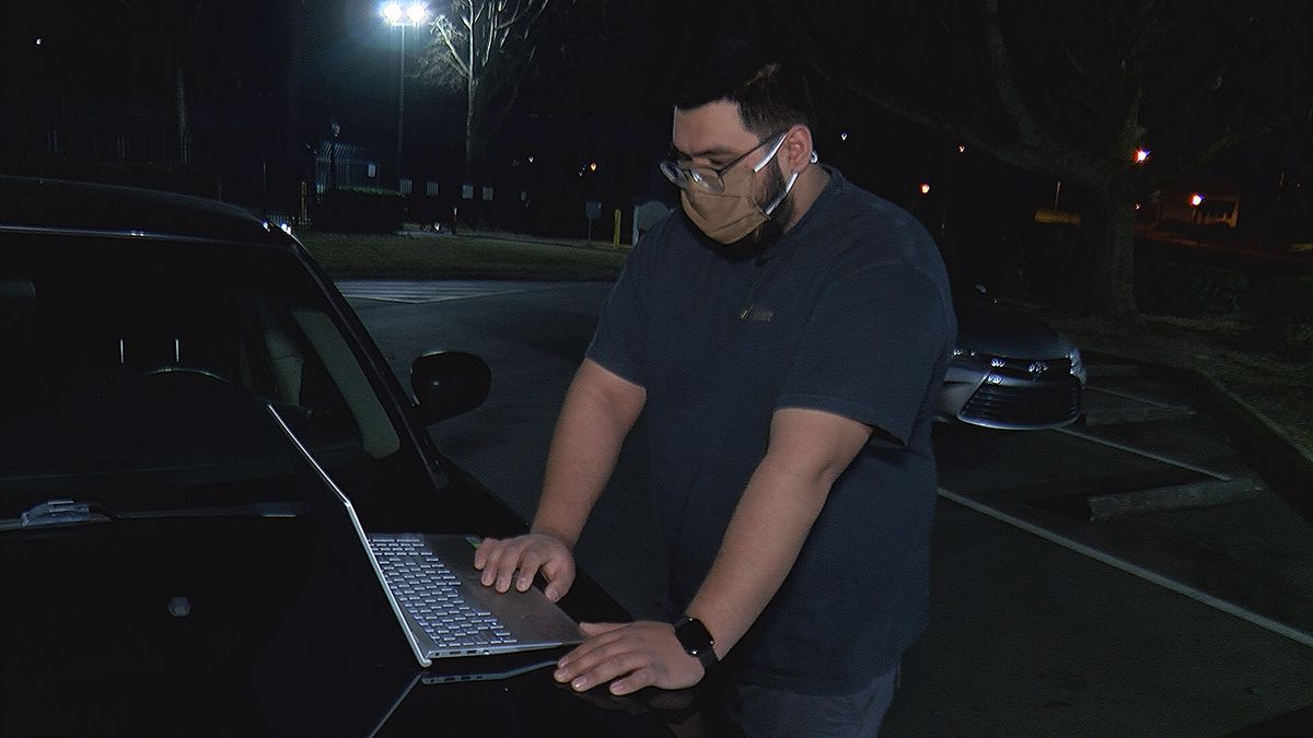 CPCC students express concern after ransomware attack throws learning into flux