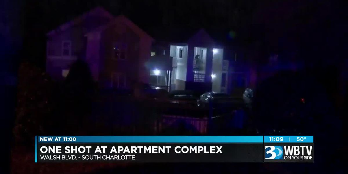 Person rushed to hospital after shooting in south Charlotte