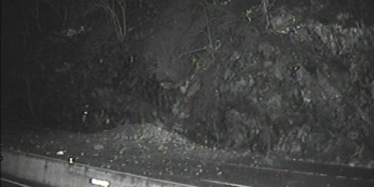 Rock slide closes Interstate 40 in NC mountains. Here's how long detours will remain