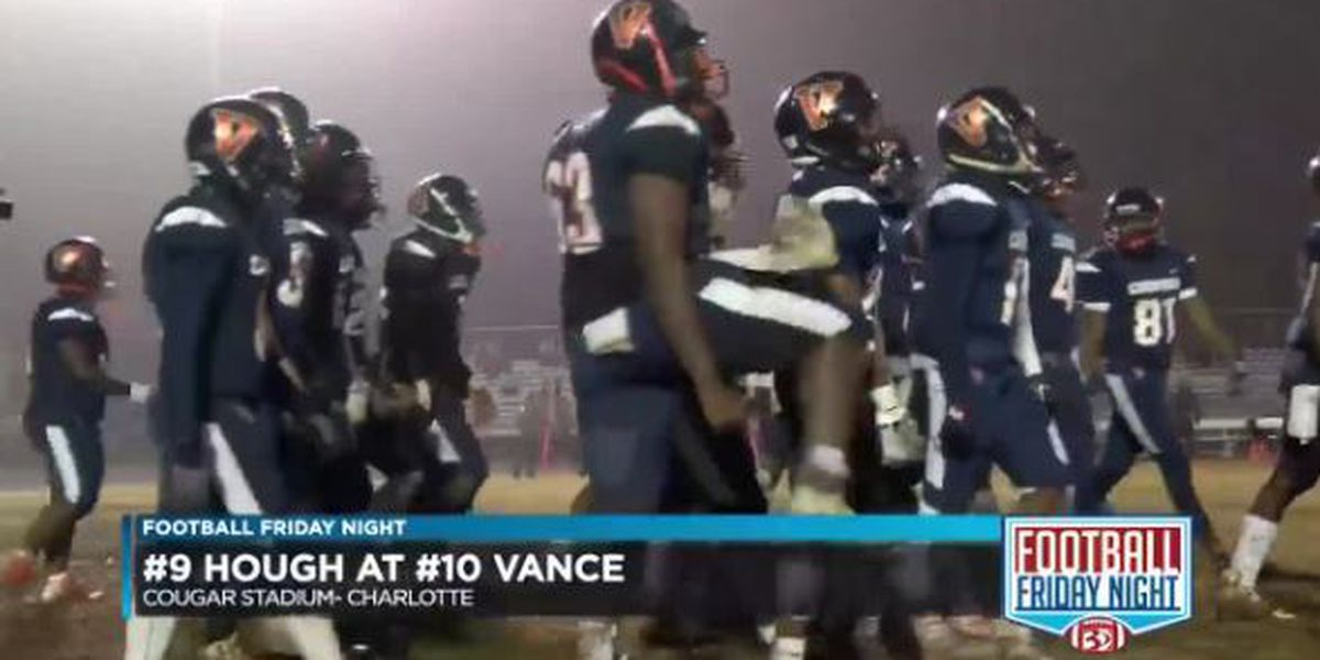 Hough at Vance