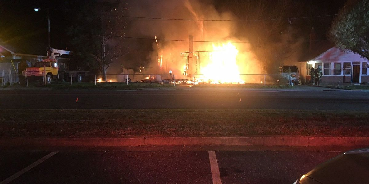 Gaston Co. home destroyed in fire ruled accident