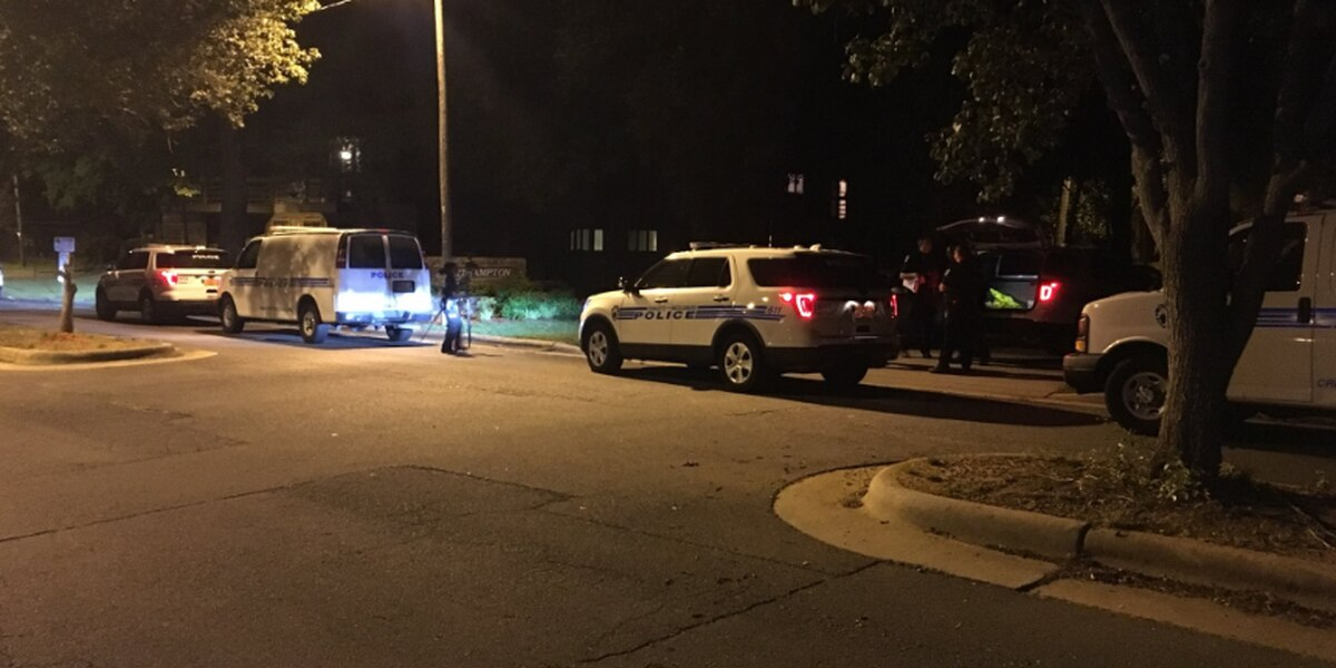 No injuries reported after gunfire erupts at west Charlotte apartment complex