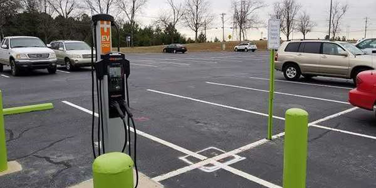Rowan-Cabarrus Community College 'charging' ahead with new program for electric vehicles