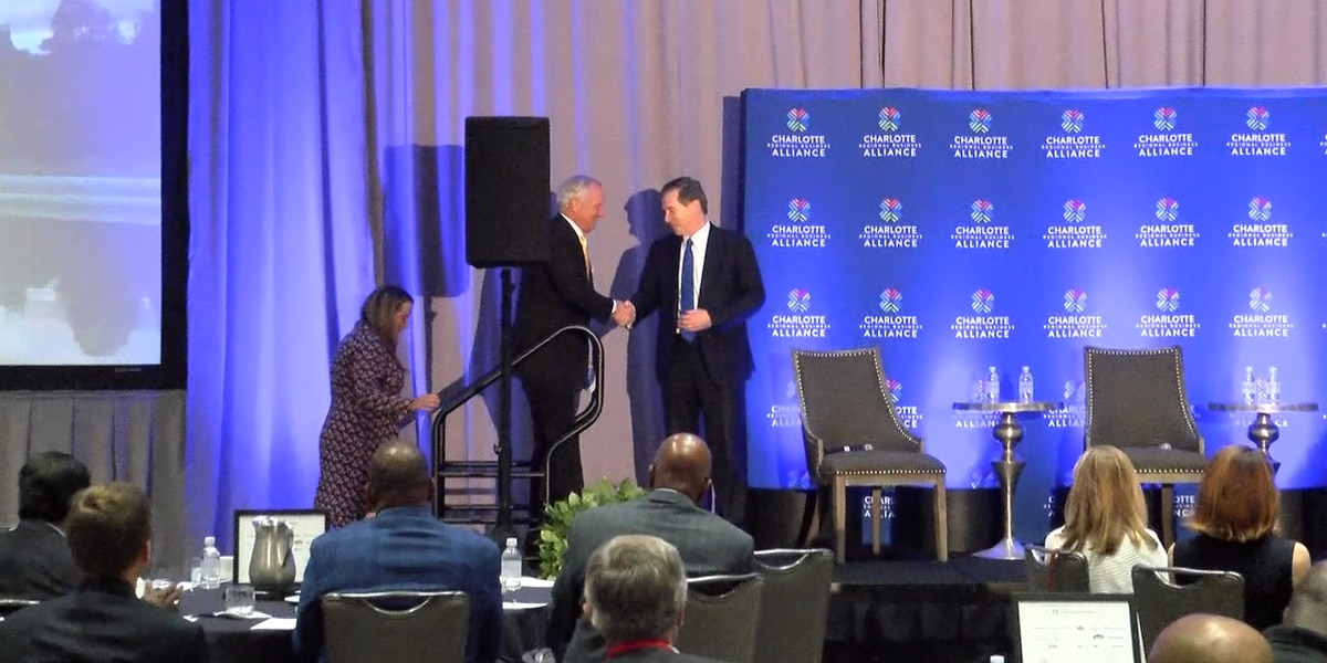 Governor Cooper urges business leaders to join him in his battle with lawmakers