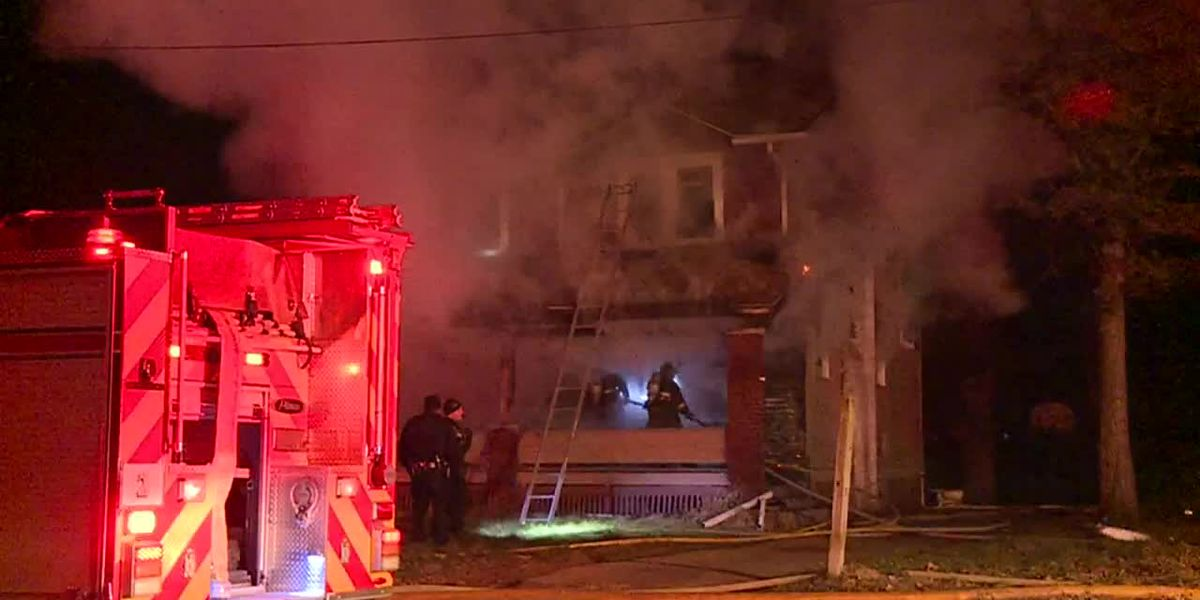 House fire kills 5 children, injures mother in OH