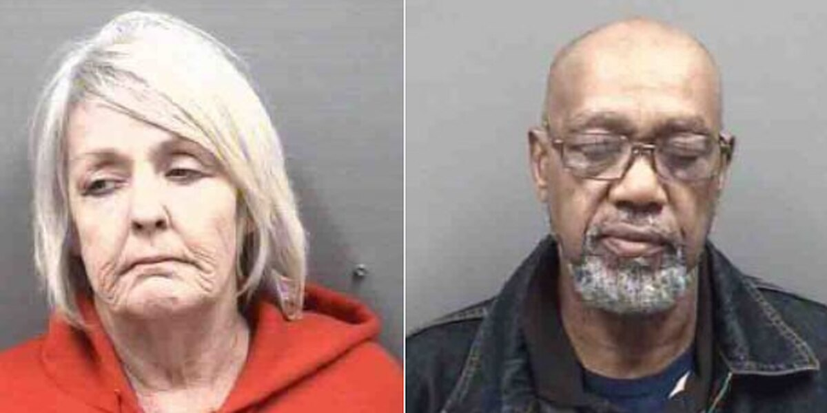 Search of car leads to charges for two from Cabarrus County
