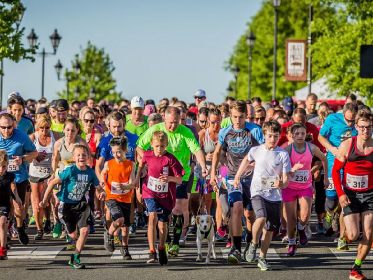 Run Kannapolis series fall races are approaching quickly