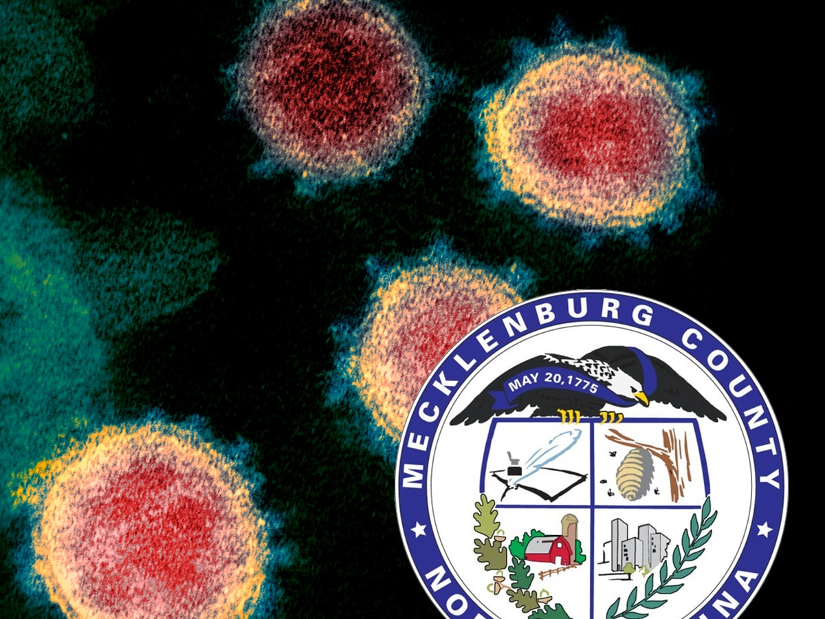 Health officials provide new data about Mecklenburg County coronavirus cases