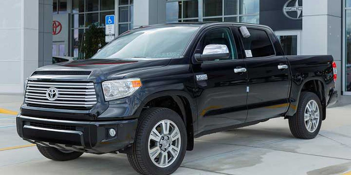 Follow these steps when buying a new Toyota truck!